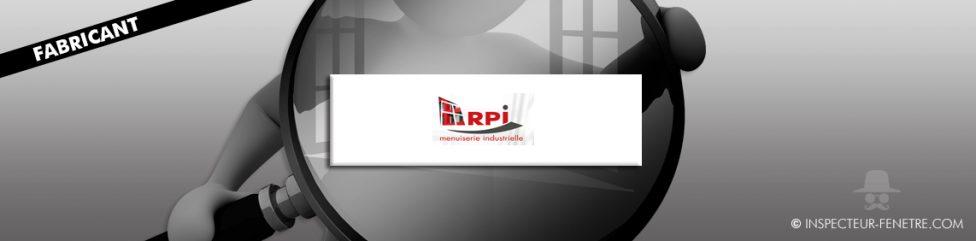 logo rouge rectangle blanc loupe