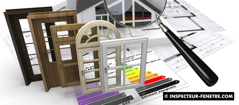 fenêtre loupe maison plan energie